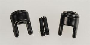 Traxxas Diff Output Yokes (2)/Screw Pins 3X12.5Mm (2) Jato