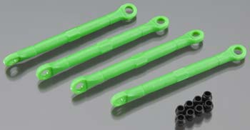 Traxxas Toe Link Front/Rear Set Green
