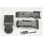 Traxxas Skid Plate Set Front & Rear Revo Summit
