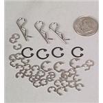 E Clips/ C  Rings