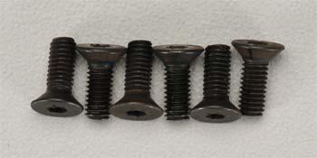 Traxxas 3 X 8Mm Counter Hex Screw (6)