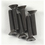3 X 15Mm Counter Hex Screw (6)