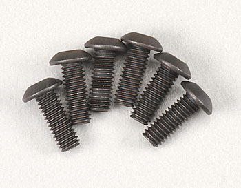Traxxas 3 X 8Mm Button Hex Screw (6)