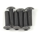 Traxxas 3 X 10Mm Button Hex Screw (6)