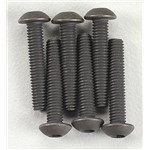 Traxxas 3 X 15Mm Button Hex Screw (6)