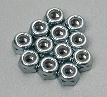 Traxxas 3Mm Nyl Lock Nuts/12