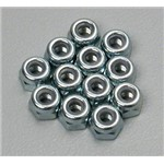 Traxxas 3Mm Nyl Lock Nuts/12