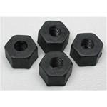 Traxxas Nylon Wheel Nuts 5mm (4)