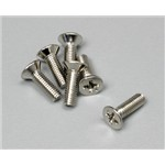 Traxxas 3 X 10 Mm Csm Screws (6)