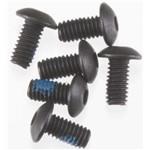 Screws 2.5x5mm Button-Head Machine Hex Drive (6)