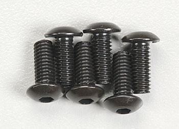 Traxxas 4X10mm Bttnhd Machine Screw (6) Revo