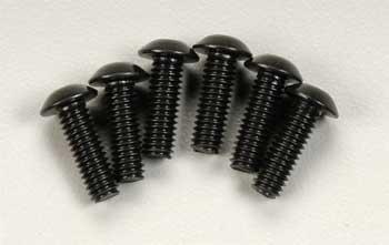 Traxxas 4 X 12Mm Bttnhd Machine Screw (6) Revo