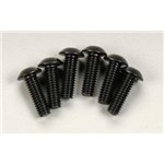 4 X 12Mm Bttnhd Machine Screw (6) Revo