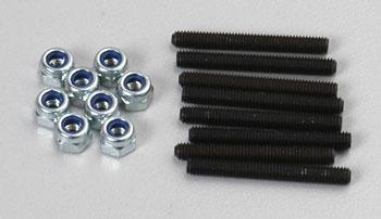 Traxxas Set Grub Screws 3x25mm T-Maxx 2.5 (8)