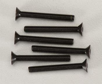 Traxxas Screws 3x25mm Hex Nitro 4-Tec 3.3 (6)