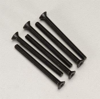 Traxxas 3X36mm Screws Hex Nitro 4-Tec 3.3