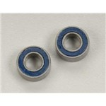 5 X 10 X 4Mm Ball Bearing (2) Blue Rubber Shield R Evo