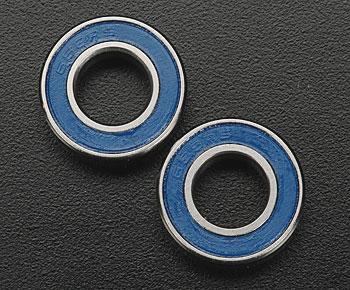 Traxxas 8 X 16 X 5Mm Ball Bearing (2) Blue Rubber Sheild R Evo