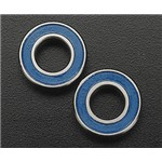 8 X 16 X 5Mm Ball Bearing (2) Blue Rubber Sheild R Evo