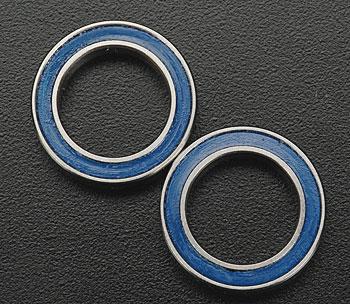 Traxxas 12 X 18 X 4Mm Ball Bearing (2) Blue Rubber Sheild Revo