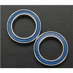 12 X 18 X 4Mm Ball Bearing (2) Blue Rubber Sheild Revo