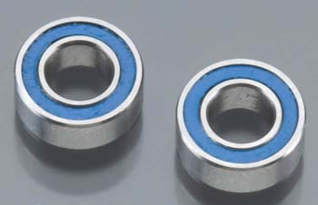 Traxxas Ball Bearings, Blue Rubber Sea