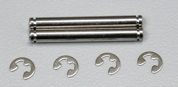 Traxxas Suspn Pins, 26Mm  Chrome  2
