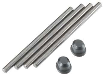 Traxxas Suspension Pins Front/Rear XO-1 (4)