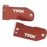 Traxxas Caster Block Red Aluminum Stampede Rustler
