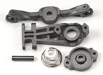 Traxxas Steering Arm (Upper & Lower) Servo Saver / Servo S Aver Spr