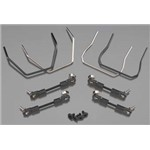 Traxxas Sway Bar Kit, Slash 4X4 (Front