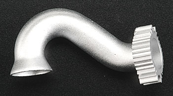 Traxxas Alum Exhaust Header 2.5 Or 2.5R Revo
