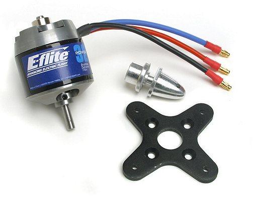E-Flite Power 32 Brushless Outrunner Motor, 770Kv