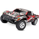 Traxxas Slash 1/10 2Wd Red X, XL-5 RTR W/2.4Ghz Radio - No Battery