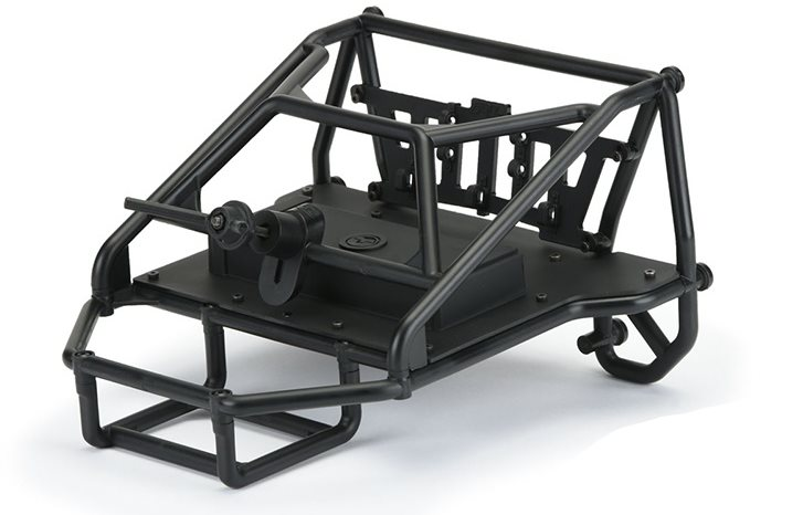 Proline Back-Half Cage, For  Cab Only Bodies