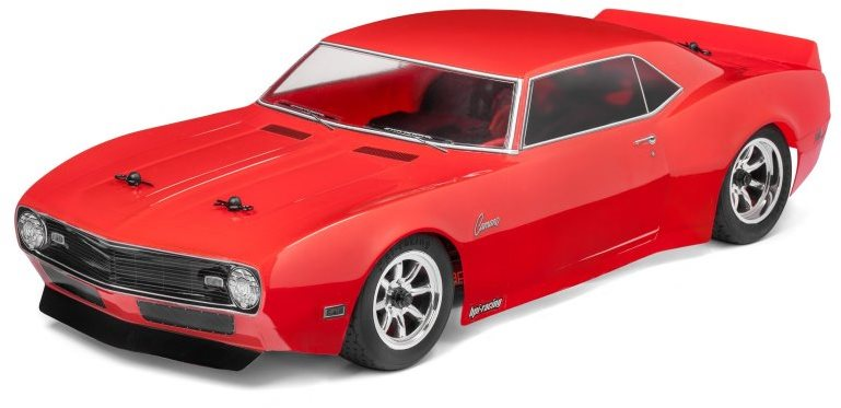 HPI 1968 Chevrolet Camaro Body, Wheelbase 255Mm (200/210Mm)