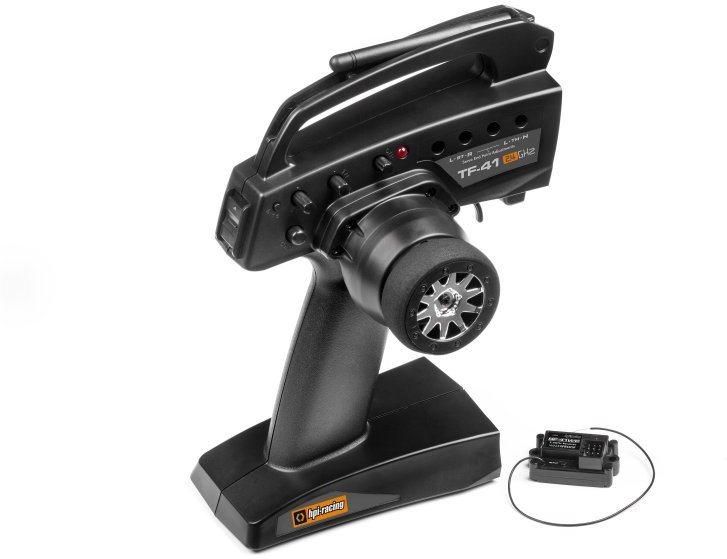 HPI Tf-41 / Rf-41Wp 2.4Ghz Radio Set