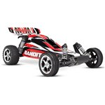 Traxxas Bandit: 1/10 Scale Off-Road