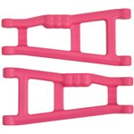 RPM Rear A-Arms, Pink, For Traxxas Electris Rustler And Stampede