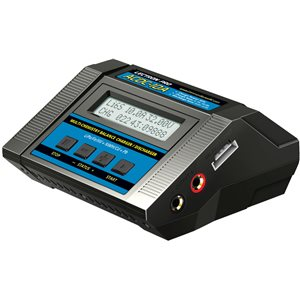 Common Sense RC ACDC-10A 1S-6S 80W 10A Multi-Chemistry Balancing Charger (LiPo/L