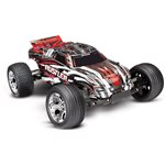 Traxxas Rustler XL-5 (Red) No Battery or Charger