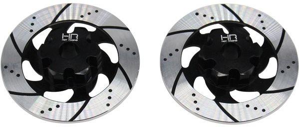 Hot Racing Aluminum Brake Disc Drive Hub, For Traxxas Unlimited Desert Seri