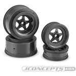 Startec Street Eliminator Wheels, For Traxxas Slash And Bandit,