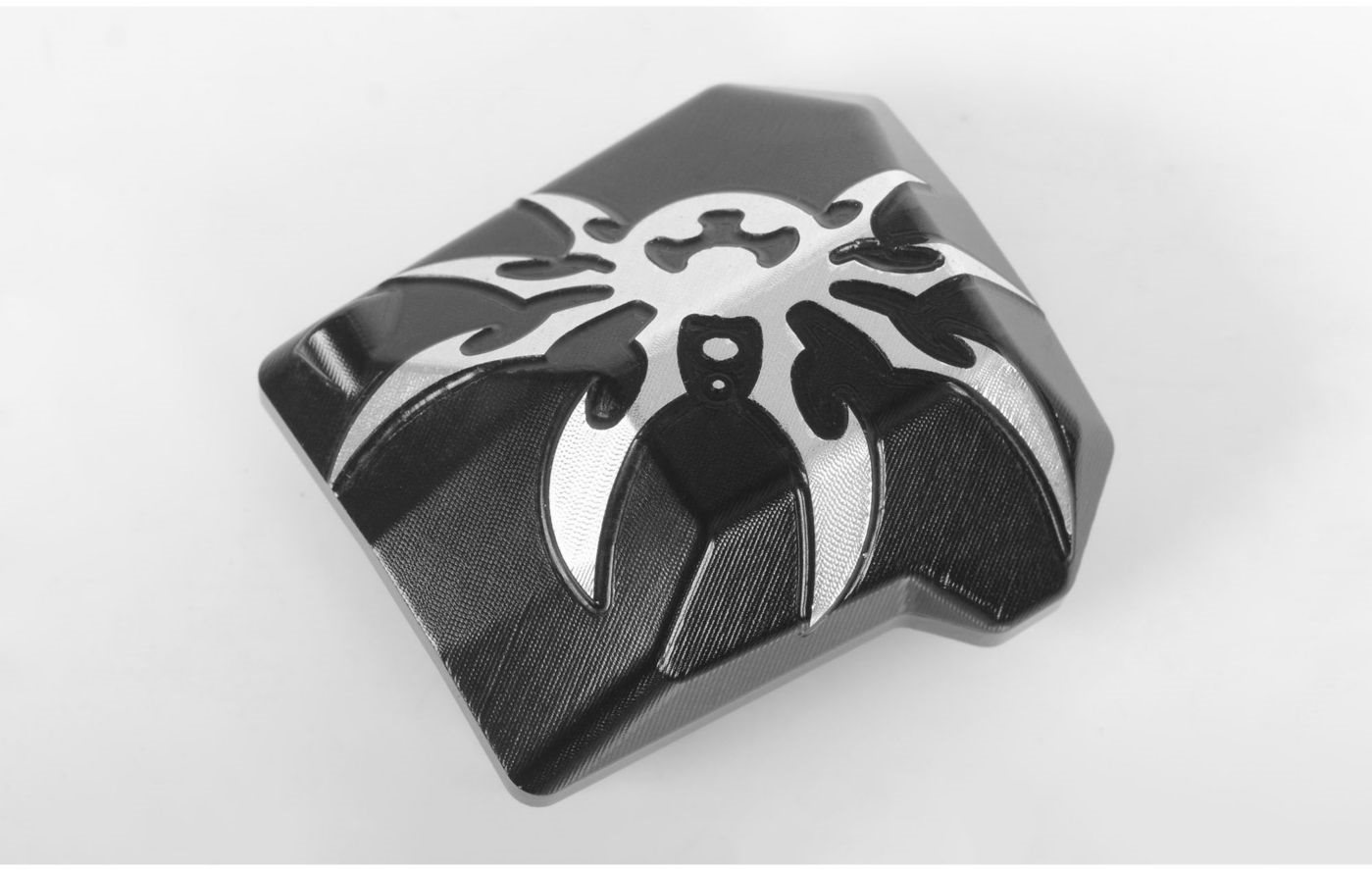 RC 4WD Poison Spyder Bombshell Diff Cover: TRX-4