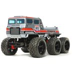 1/18 Rc Dynahead 6X6 G6-01 Truck Kit