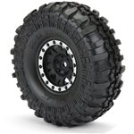 "Proline Interco Tsl Sx Super Swamper Xl 1.9"" G8 Tires, Mounted On Impuls"