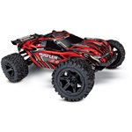 RUSTLER 4X4: 1/10 RTR StadiumTruck Red