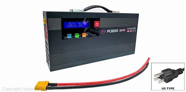 Hyperion 1200Watt 10~30V 50Amp Max DC Switching Power Supply (110V ~ 240V