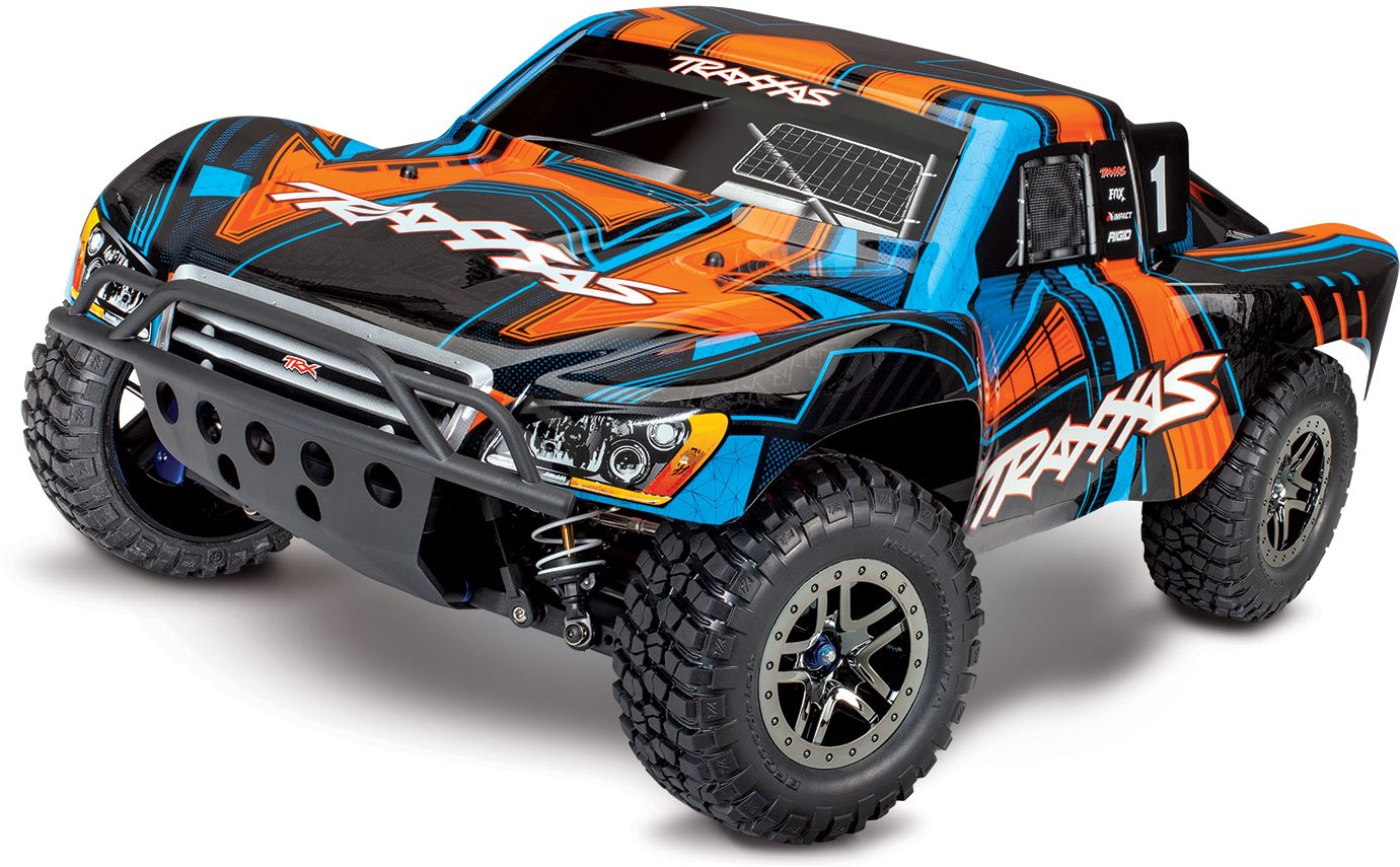Traxxas Slash 4X4 Ultimate - Orange