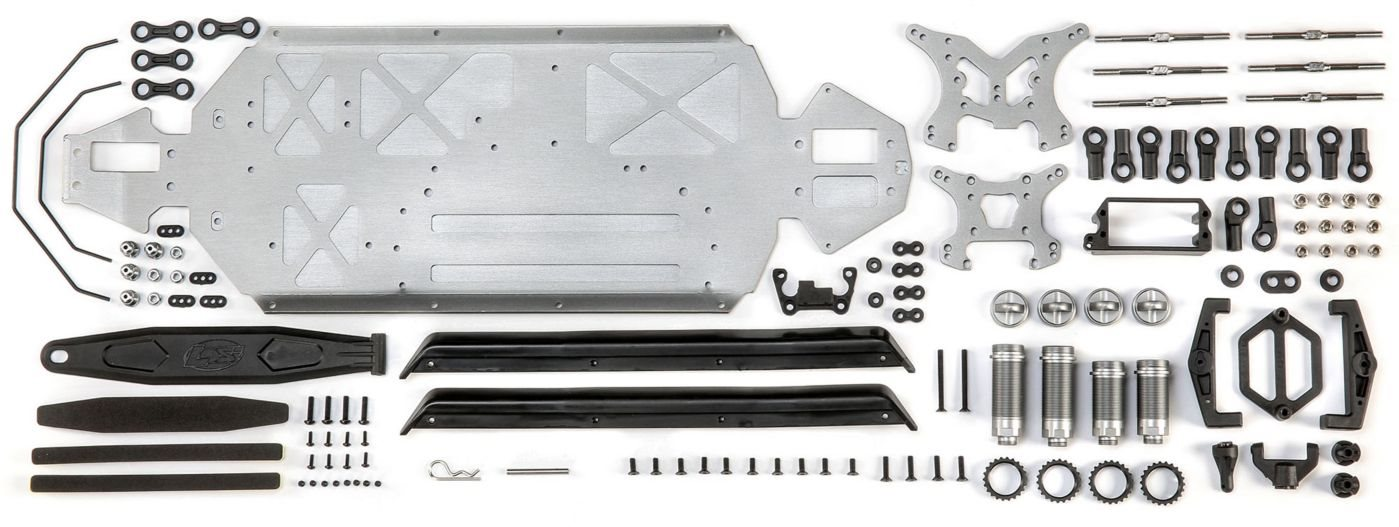 Losi PROformance Upgrade Kit: Tenacity SCT/T/D